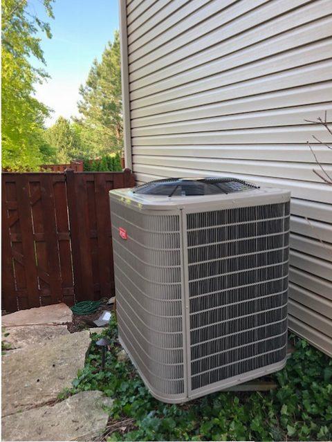 Bryant Air Conditioning Unit